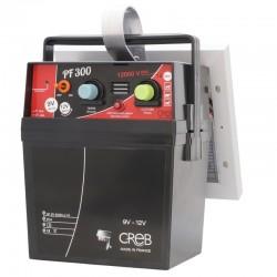 Μηχανισμός ηλεκτρικής περίφραξης PF 300 Solar | Smartfarm.gr
