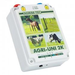 Μηχανισμός ηλεκτρ. περίφραξης AGRI UNI-2K 2J | Smartfarm.gr