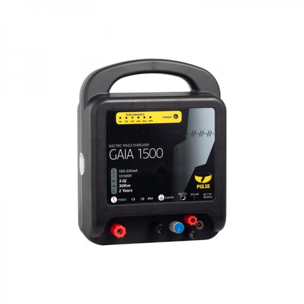Μηχανισμός Ηλεκτρικής Περίφραξης GAIA -1500 | Smartfarm.gr