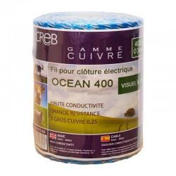 Σχοινί ηλεκτρικής περίφραξης OCEAN | Smartfarm.gr