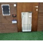 Πακέτο Αυτ. πόρτα- Premium 12V Inox