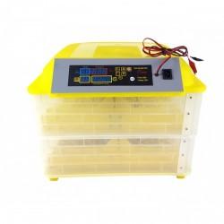 Εκκολαπτική μηχανή 96 αυγών με αυτόματη περιστροφή | Smartfarm.gr